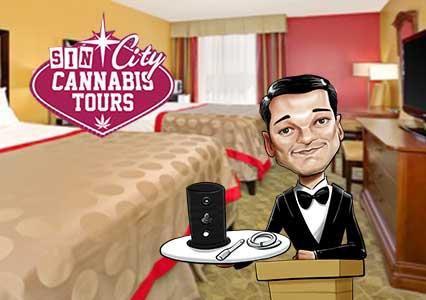 Las Vegas 420 frinedly hotels